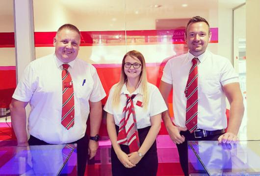 Dave, Zara join the team at SLM Toyota Hastings